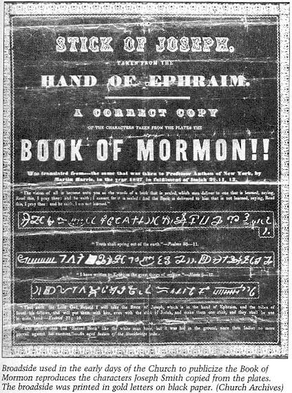 Mormon newspaper: The Prophet