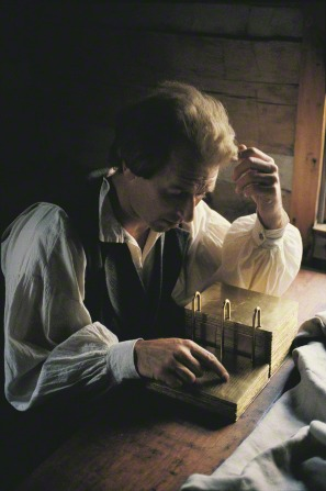 Joseph Smith translating