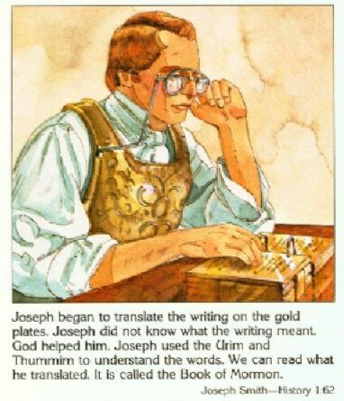 Joseph Smith & Urim and Thummim